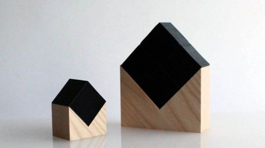 Japanese 'Chikuno Cube   House' Charcoal Filter Cleans the Air Without Chemicals or Electricity | Inhabitat - Sustainable Design Innovation, Eco Architecture, Green Building