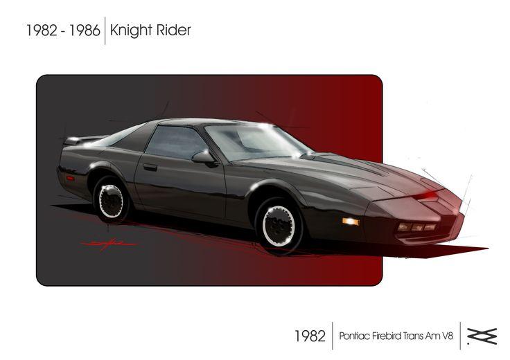PONTIAC FIREBIRD TRANS AM V8 1982