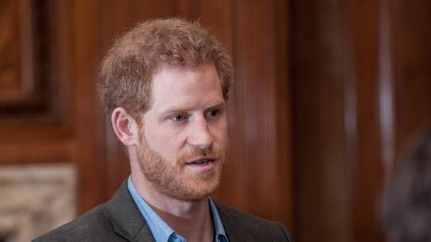 Prince Harry continues his Heads Together campaign to get the nation discussing their mental health problems