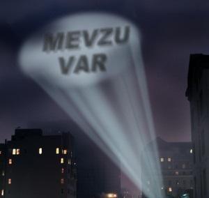 Türk usûlü yarasa sinyali...