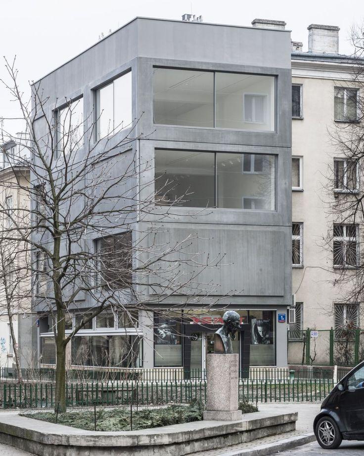 Diener & Diener - Foksal Gallery Foundation, Warsaw