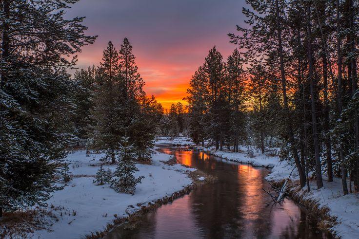 Woke up early to a beautiful sunrise in Island Park Idaho. 7343  4901 [OC] fyonyou http://ift.tt/2B4jieq November 22 2017 at 10:20AMon reddit.com/r/ EarthPorn