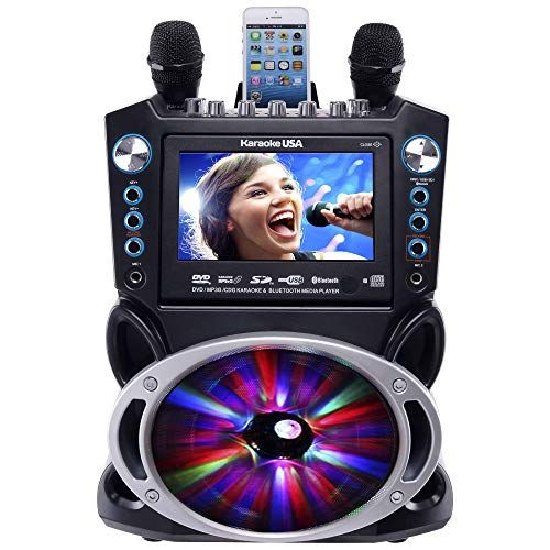 Karaoke USA DVD/CDG/MP3G Karaoke Machine | Best karaoke ...