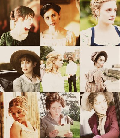 Jane Austen Heroines