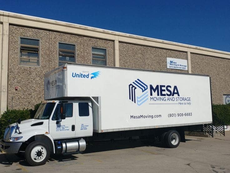 Mesa Moving U0026 Storage, A Proud Agent Of United Van Lines. Domestic And  International Moving.
