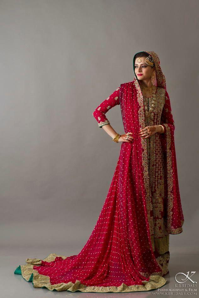 K Bridals.Pakistani Bride
