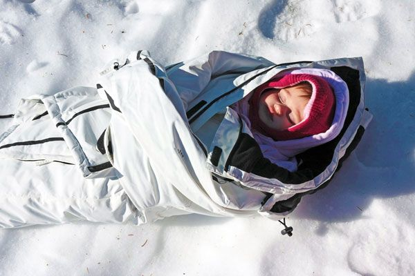 Why Scandinavian Babies Nap Outside In Cold Weather In 2020 Scandinavian Baby Baby Nap Scary Mommy
