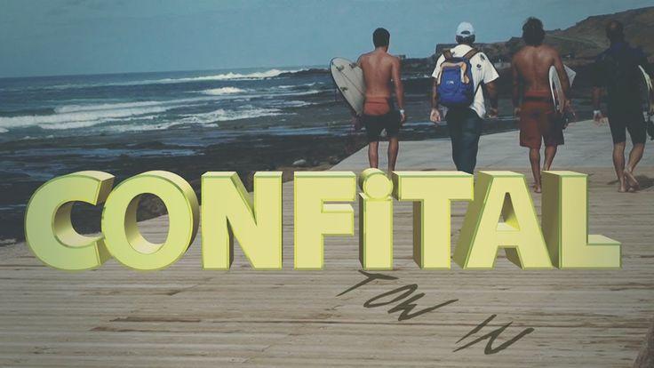 Tow in Surfing :: El Confital :: Surf  Las Palmas de Gran Canaria