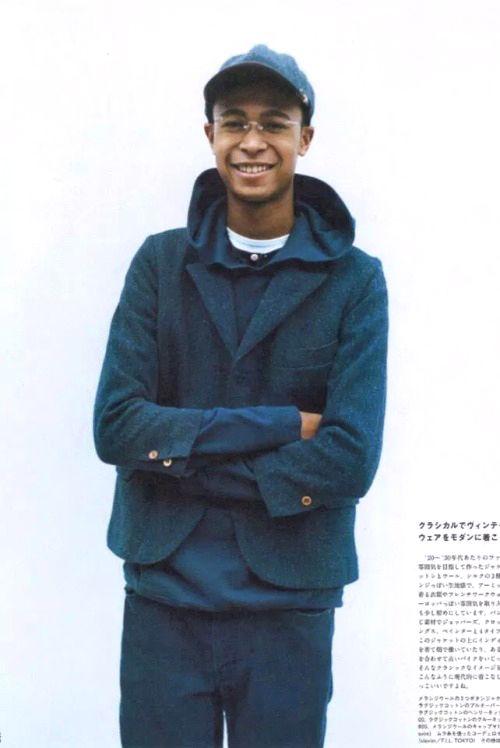 "mustiest: ""Urban Sailor aesthetic in Popeye Magazine """