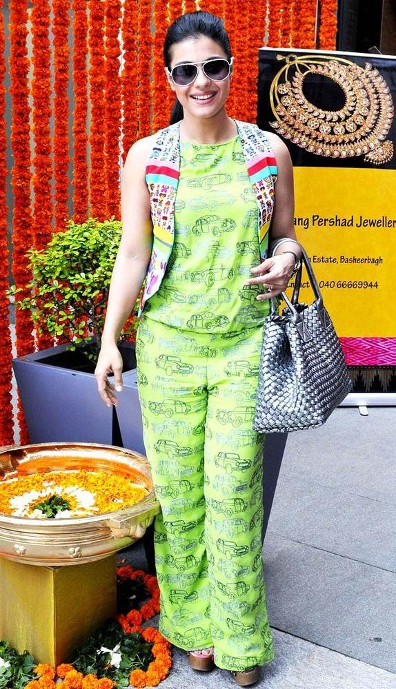 Kajol #Bollywood #Fashion #Style