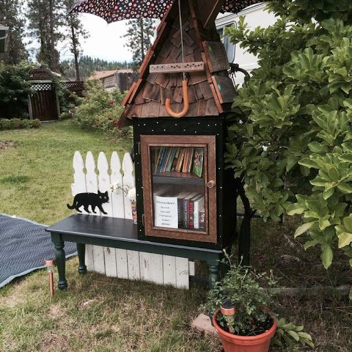 Little Free Library #librerias