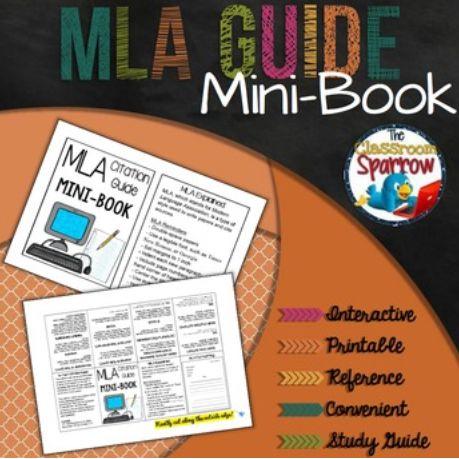 mla book review citation format