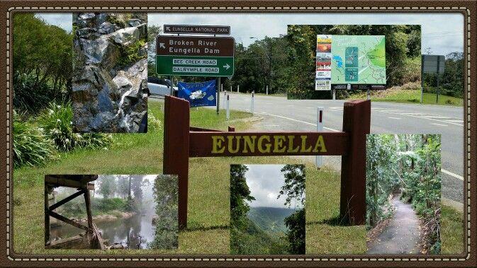 Entrance to Eungella @visitmackay