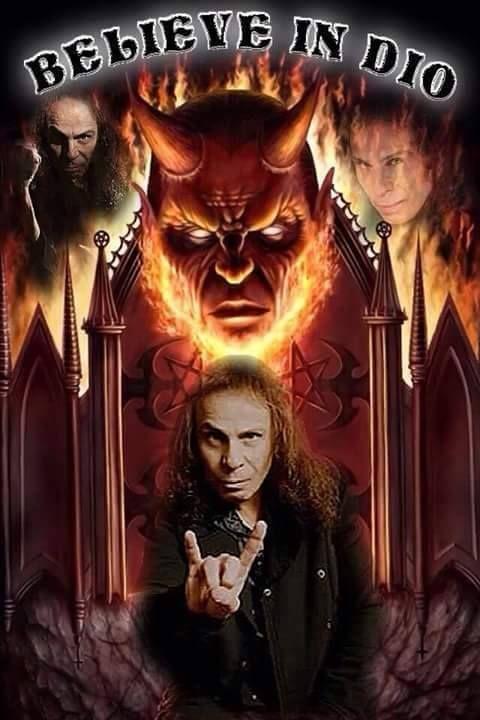 Ronnie James Dio Tenacious D | - 50.0KB