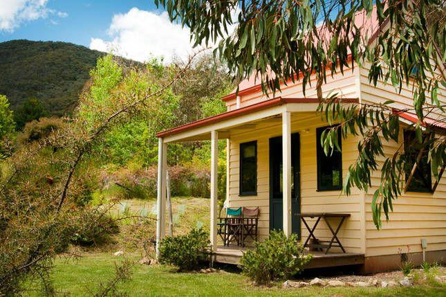 Bedaki Cottage, Wandiligong