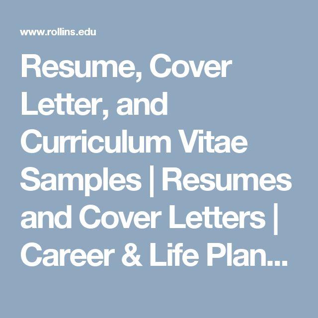The 25+ best Online cover letter ideas on Pinterest - resume cover letter for high school students