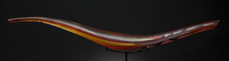 Rubens, 2009, 48 inches; fused and blown glass with cold work