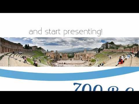 Prezi! Use this online platform to make incredible zooming presentation...perfect for training session and learning information.