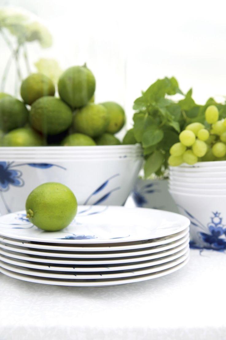 #bluedancers #medusacopenhagen #tableware #rikktikki #melamin