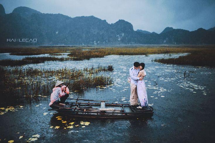 Hình ảnh những địa điểm chụp ảnh cưới đẹp nhất miền bắc 09