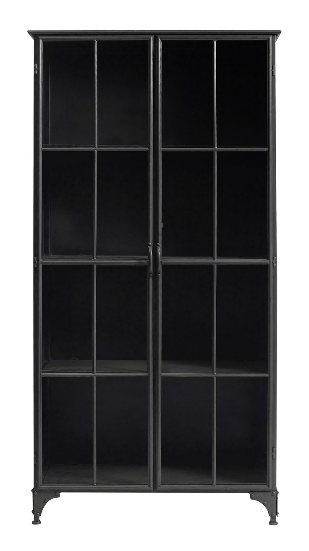 """cabinet, Nordal """"Downtown"""", confidentliving.se, järn och glas, b64 d37 h137cm, vikt 27kg, 5.640kr"""