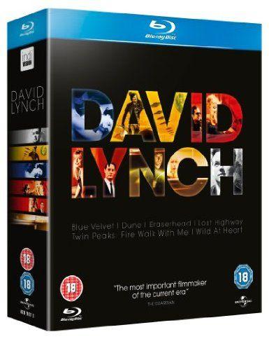 David Lynch Box Set [Blu-ray]: Amazon.co.uk: Kyle MacLachlan, Jack Nance, Bill Pullman, Nicolas Cage, David Lynch: Film & TV