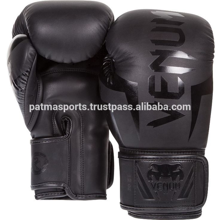 Black Venum Hot Selling Models Boxing Gloves, MMA Leather Boxing Glove / boxing glove / Boxing Gear and Apparels