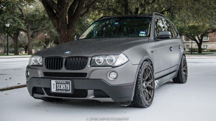 New Winter Photos :) - XBimmers | BMW X3 Forum