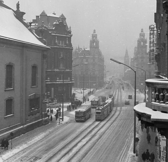 Kossuth Lajos street