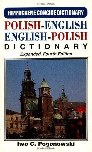 Polish-English, English-Polish Dictionary (Hippocrene Concise Dictionary)