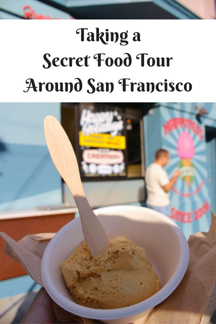 Any foodie in San Francisco, USA  will want to take this Secret Food Tour around the Mission District. It's a great way to explore the local area and learn about the cultural history through the delicious food