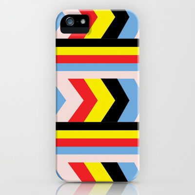 Pop Art iPhone & iPod Case by Floorb - $35.00