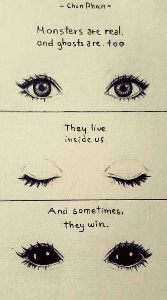 Weird saying but love the first and second beautiful eyes!