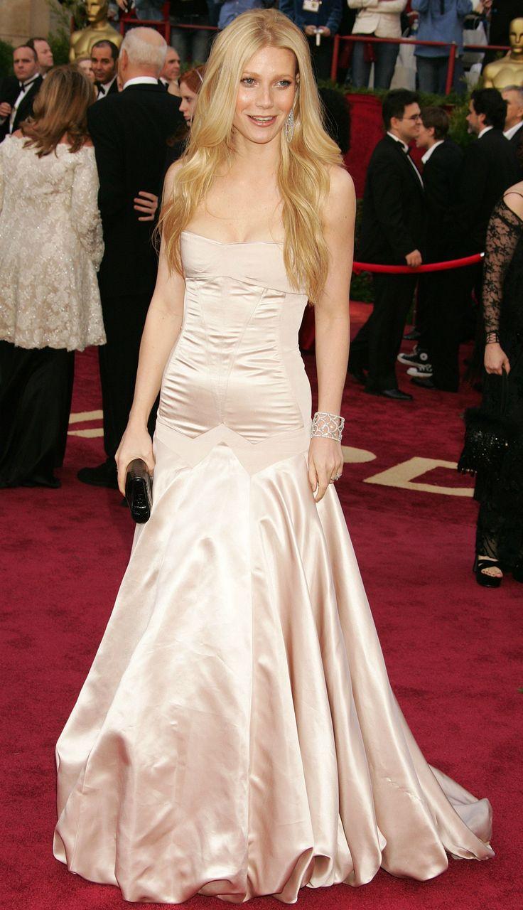 11 Years Of Epic Oscars Red Carpet Dresses Gwyneth