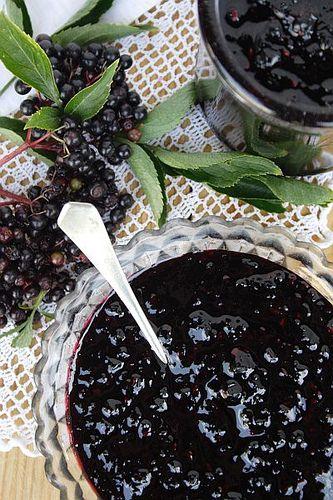 Elderberry Jam by palachinka