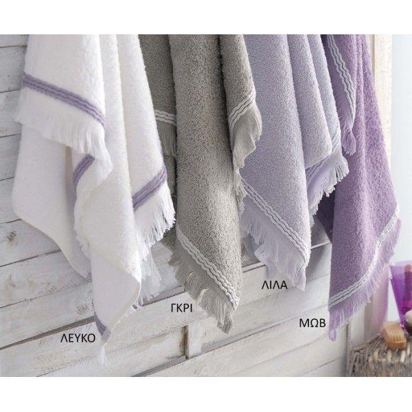 Πετσέτες Μπάνιου (Σετ 5 τμχ) Rythmos Musk