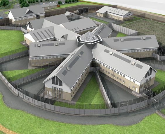 17 best images about crime and the chain gang on pinterest for Jail architect