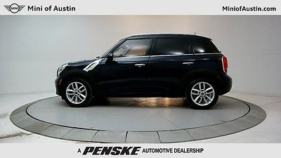 eBay: 2014 Mini Countryman COOPER COUNTRYM 4DR 4WD COOPER COUNTRYM 4DR 4WD SUV 6-speed Gasoline 1.6L 4 Cyl Cosmic Blue #minicooper #mini