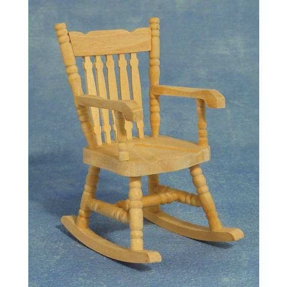 Bare Essentials Rocking Chair