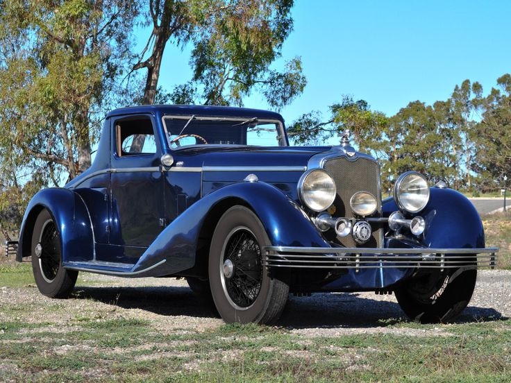 Stutz Model BB Coupe 1928.