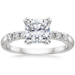 The Posie Diamond Ring #BrilliantEarth