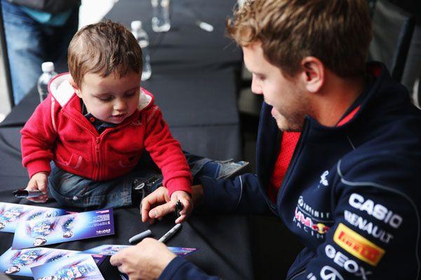 Sebastian Vettel Bald Papa Neue Baby Gerüchte Mediamass