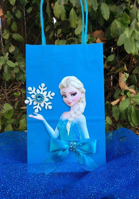 Congelado Disney Princesas Elsa 6 bolsas a por FantastikCreations