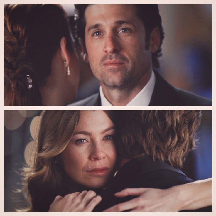 Grey's Anatomy - Meredith - Derek - MerDer - love - Season 2 - prom