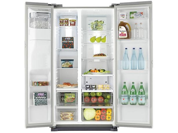Samsung RS7667FHCSL fridge freezer summary - Which?