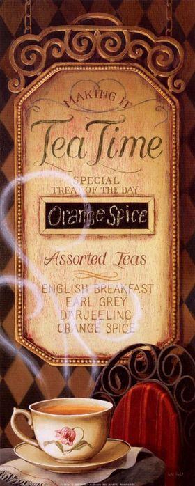 Tea Time (Lisa Audit)