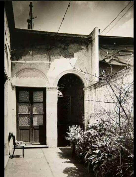 Chacabuco 1248. Foto de Grete Stern, año 1951.