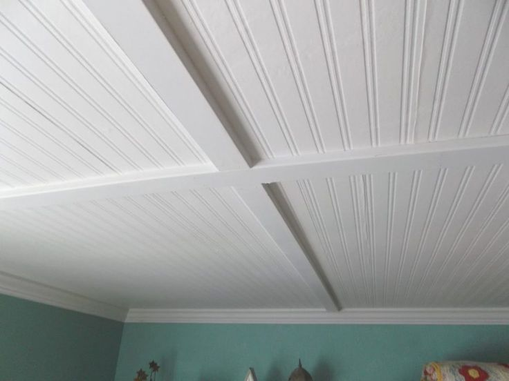 Decorating. Delightful Beadboard Paneling Ideas Come With White Color Beadboard Ceiling Panels And Blue Wall Paint Color. Great Design Ideas Of Beadboard Paneling Ideas