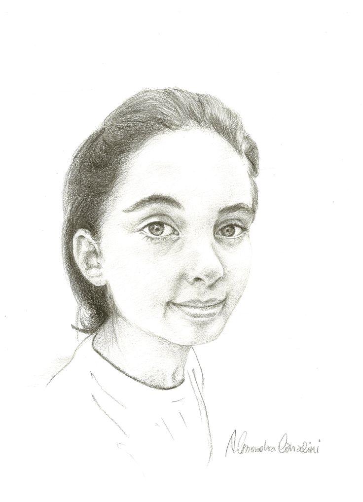 viso di ragazza..... portrait of girl