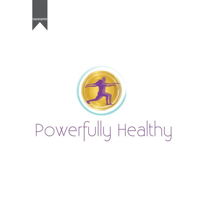 Create a memorable trademark logo for Powerfully Healthy! by Savanamm